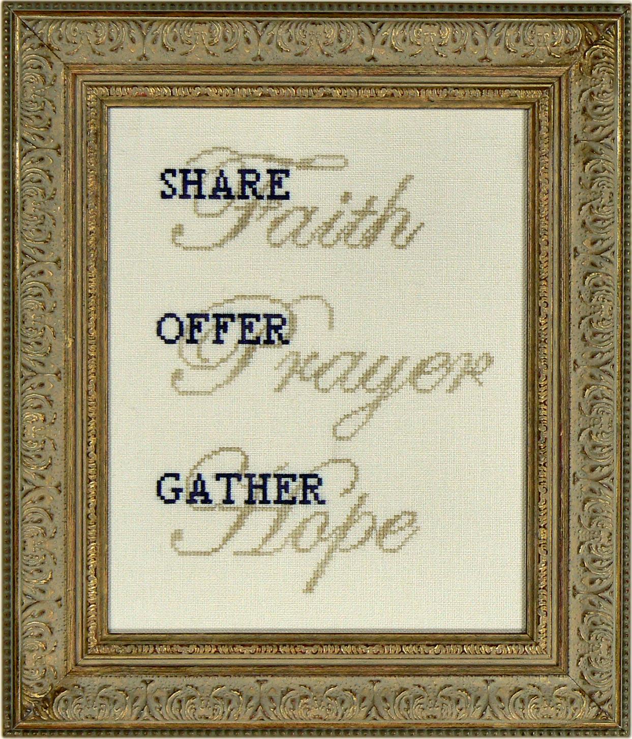 Share Faith